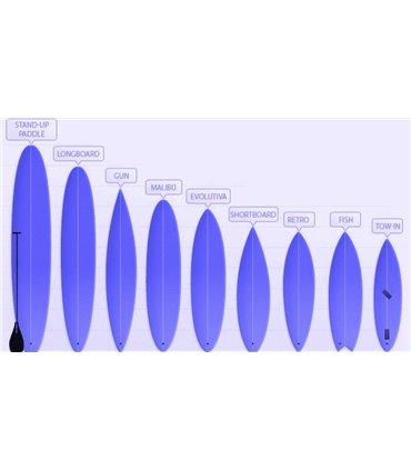 "Venus 8'10""x30"" SUP Wood Edition"